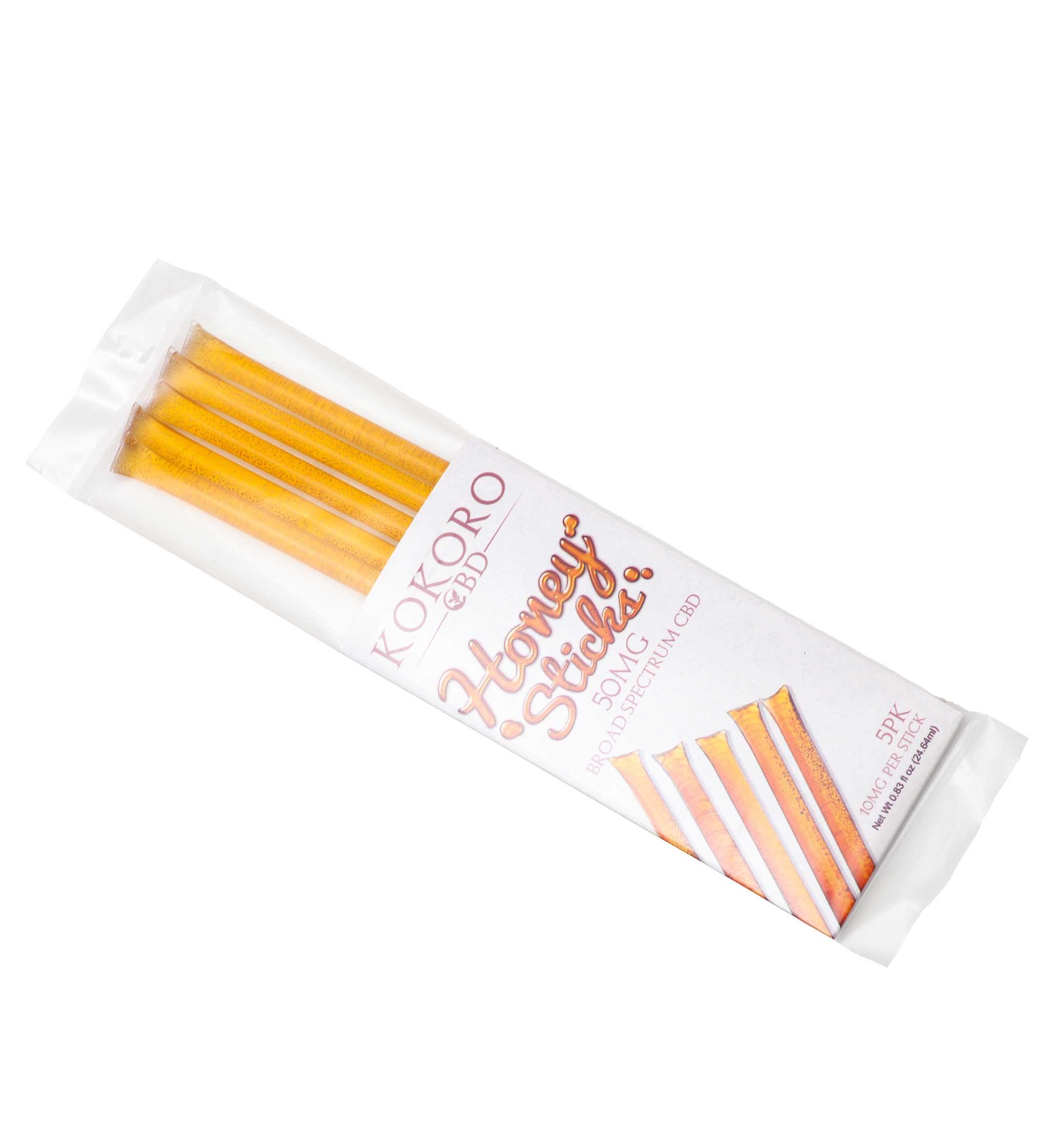 Kokoro Honey Sticks