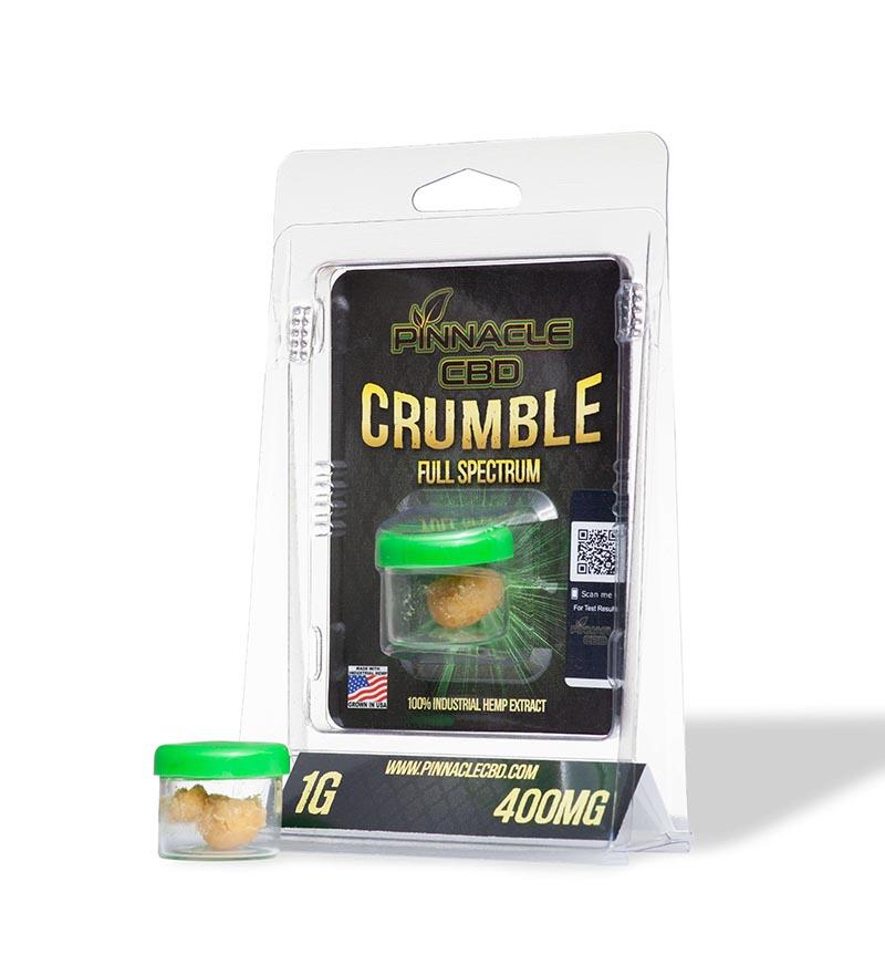 Pinnacle Crumble